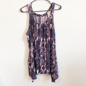 Lane Bryant sleeveless blouse size 18/20